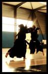 Kendo shiai