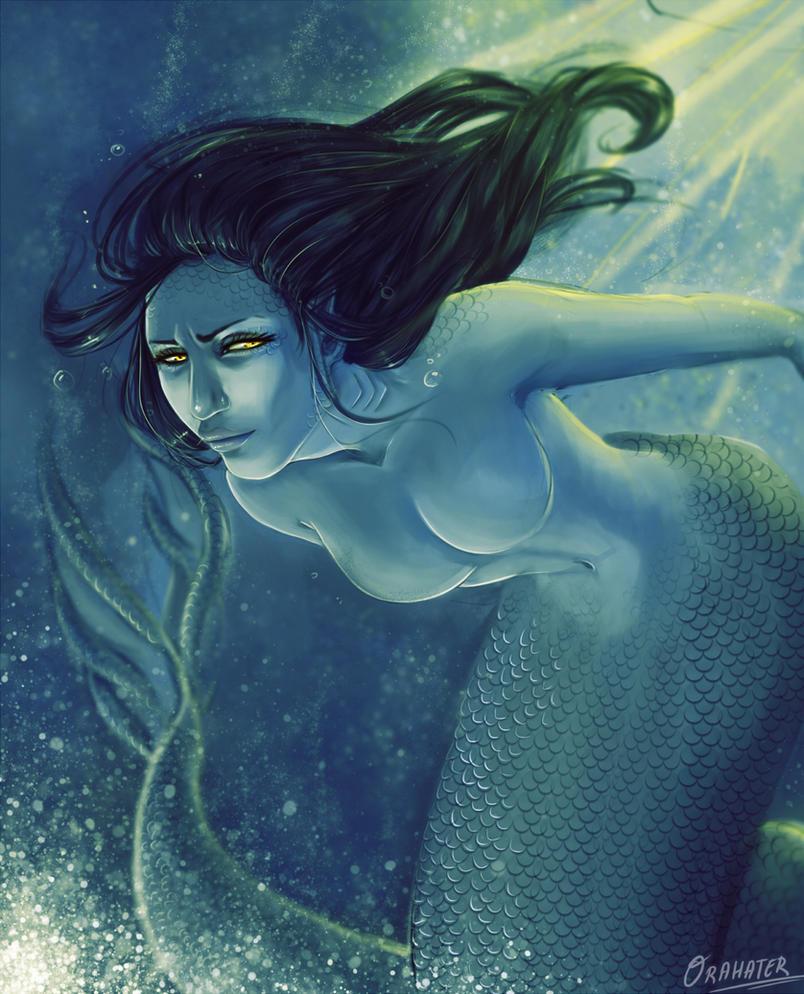 From the deep by IkebanaKatsu