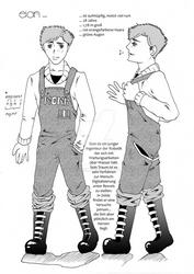 character sheet - Eion
