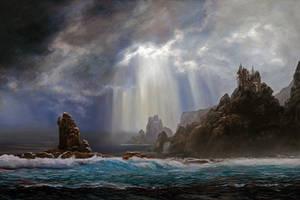 Castle Crag 1 by filiusdracul