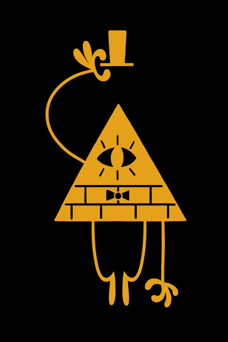 Bill Cipher by frozeniron21