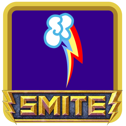 Smite ponified Icon by Ironwox