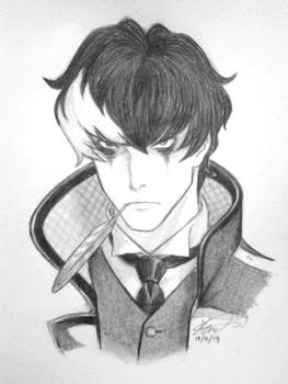 Day 109: Blackquill
