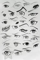 Anime Eyes: Ace Attorney Edition