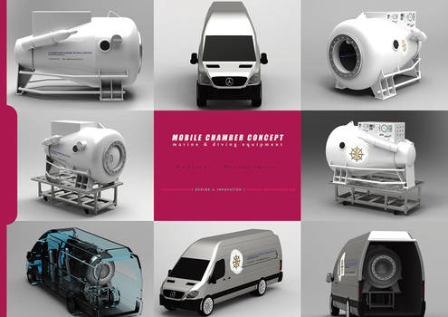 Mobile Chamber Concept
