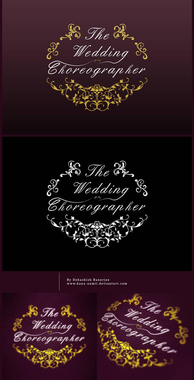 Wedding Choreographer Logo