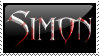Simon Stamp by macguyvok