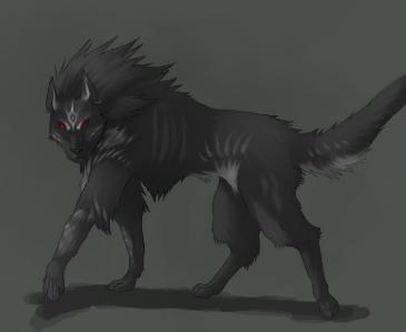 Weapon; DarkSoul; The Dark Scythe Dark_wolf_by_l_luvr13-d32sb2p