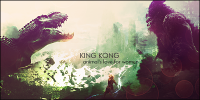 King Kong tag by xVeDoOox
