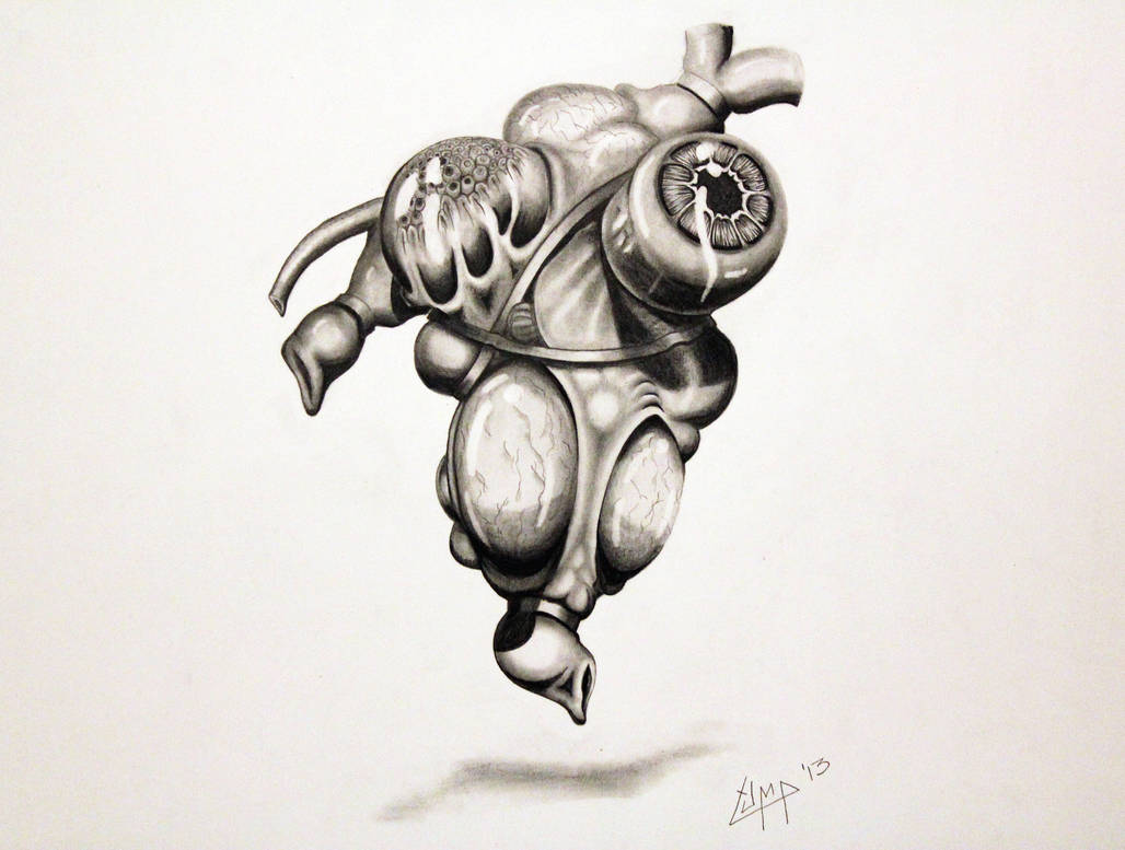 Heart by yuma13