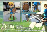 Link - Zelda Breath of the Wild by FernandoGunther
