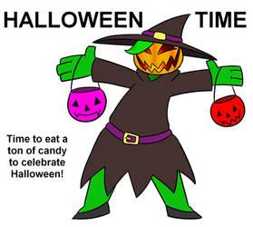 Halloween Time p1