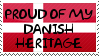 Danish Heritage Stamp by QuetzalLeo