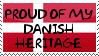 Danish Heritage Stamp by QuetzalLeo