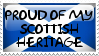Scottish Heritage Stamp by QuetzalLeo