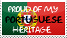 Portuguese Heritage Stamp by QuetzalLeo