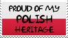 Polish Heritage Stamp by QuetzalLeo