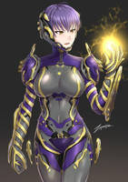 Commission Mag Alata Skin by Zxpfer
