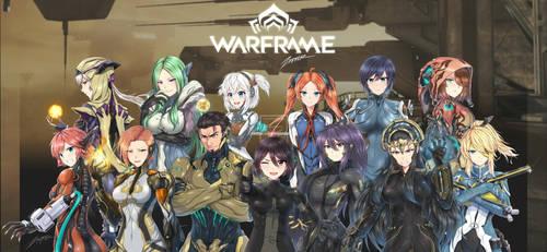 My Anime Warframe 2