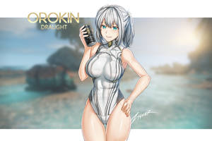 Excal p on the Beach