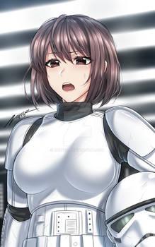 Women Stormtrooper