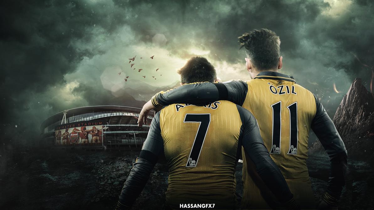 Mesut Ozil - Alexis Sanchez