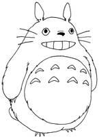 Totoro by Rohanite