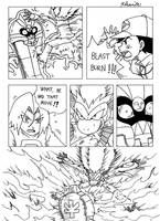 Ash vs Team Rocket fan comic page 16. by Rohanite