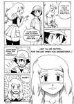 Pokemon XY Christmas Special Page 9.