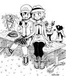 Pokemon Valentine's Day