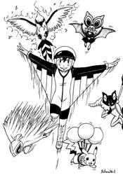 Ash XY Team 3