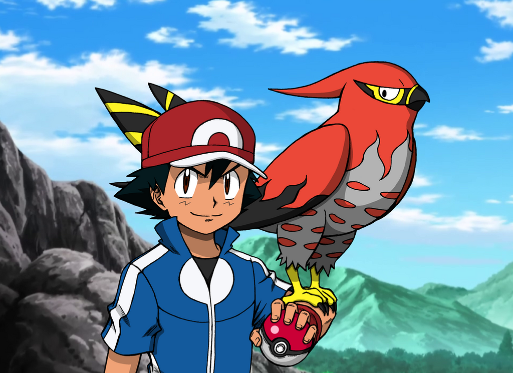 Ashs Talonflame Images - Reverse Search