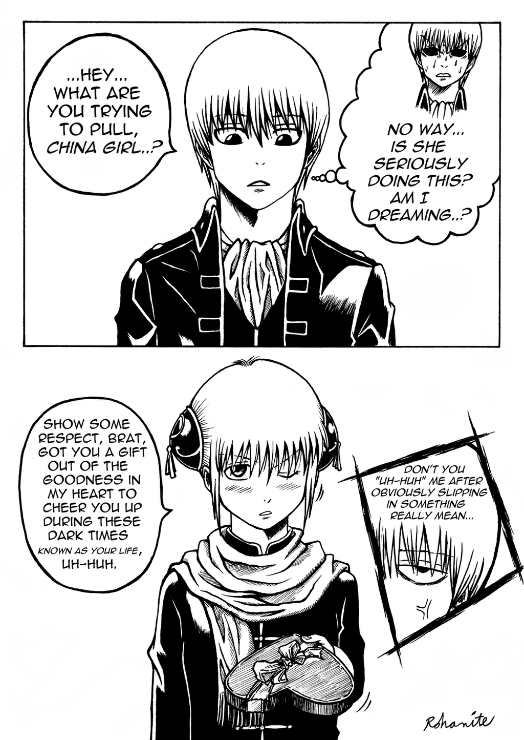 Gintama Valentine Arc