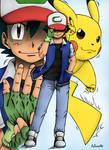 Pokemon Anime 20th Anniversary