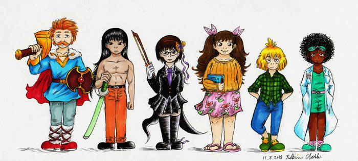 Dandelion main cast