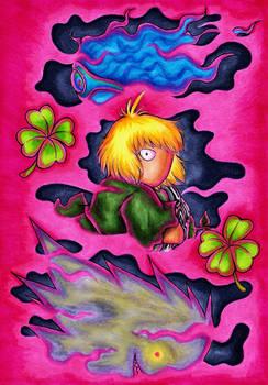 Dandelion Chapter 3: Monster