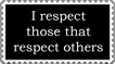 respect by phydeau