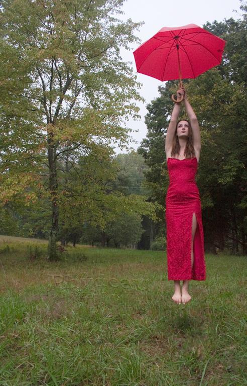 Magic Umbrella, Part 1 by phydeau