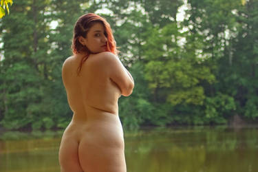 Freshie Lake Nude Shoot 02 by phydeau