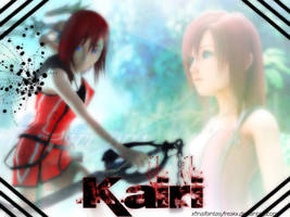 Dead Fantasy - Kairi by xFinalFantasyFreakx