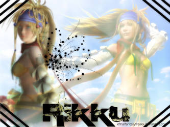 Dead Fantasy - Rikku by xFinalFantasyFreakx