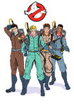 ghostbusters ilustration