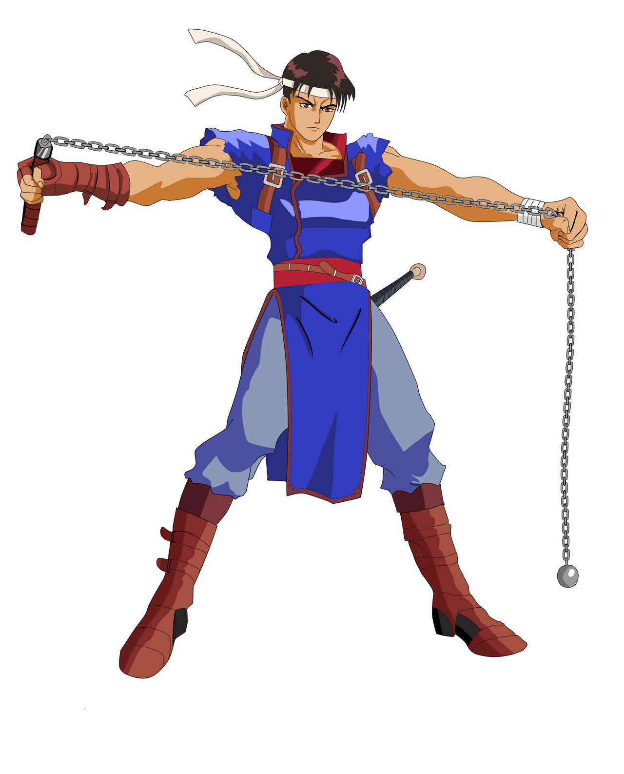 Richter Belmont Avatar