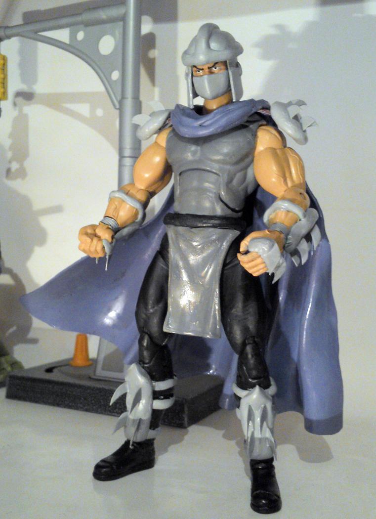 shredder playmates retro by myroboto
