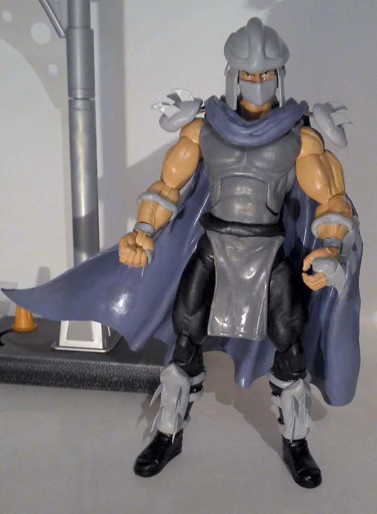 shredder playmates retro 2 by myroboto