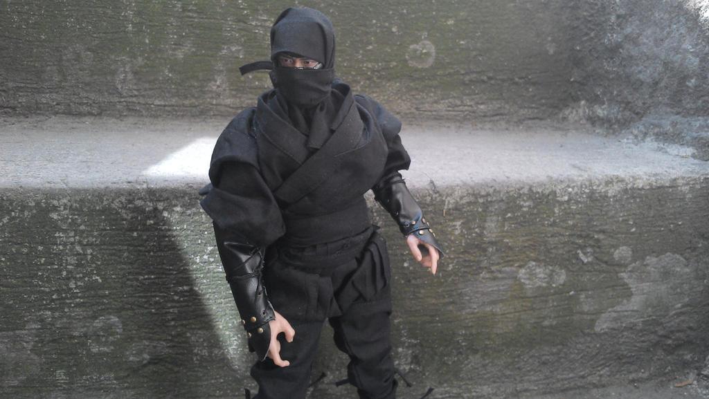 ninja custom 1/6 by myroboto
