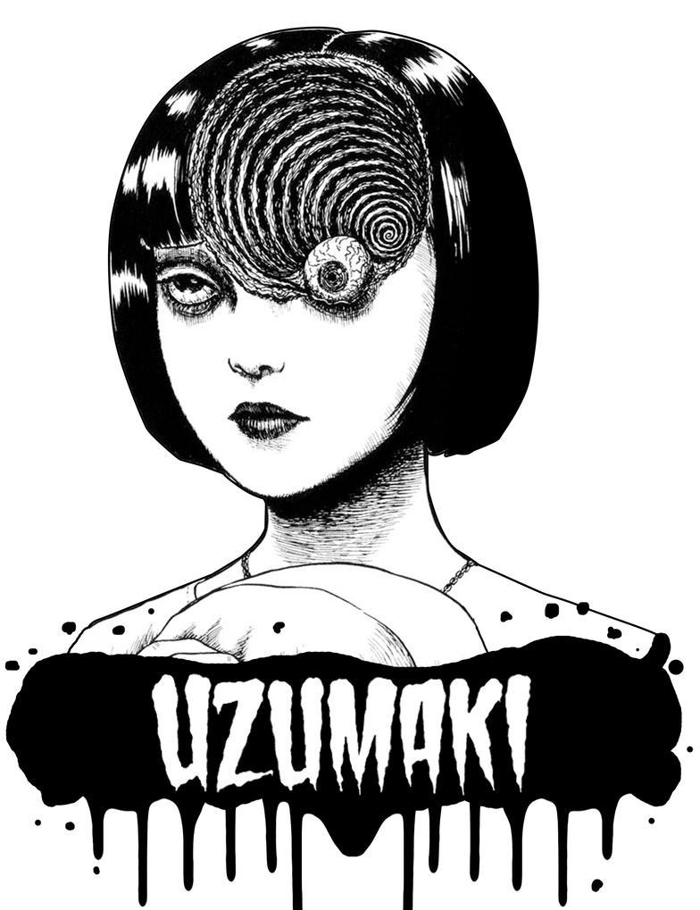 Uzumaki  poster by myroboto