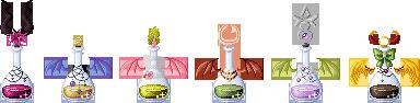 Pixel: Potions Commission