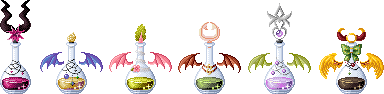 Pixel: Potions Commission by LinaIvelle