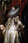 Marchesa Brigida Spinola Doria 1606